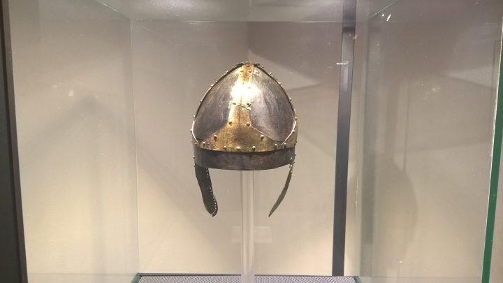 Elmo ostrogoto conservato al Museo Bizantino e Altomedievale di Crecchio