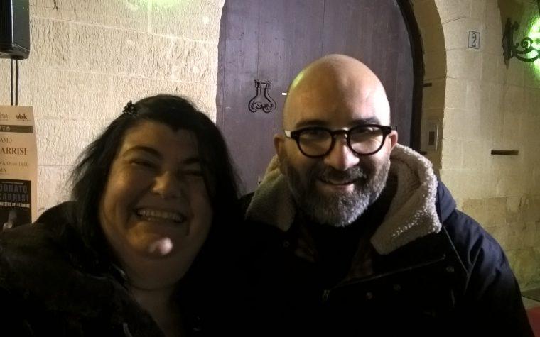 Secondo incontro con Donato Carrisi