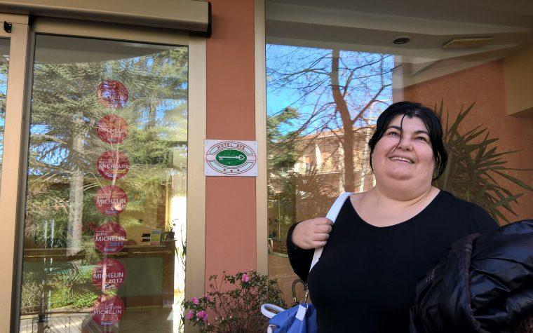 L'Hotel Ave di Chianciano Terme (SI)