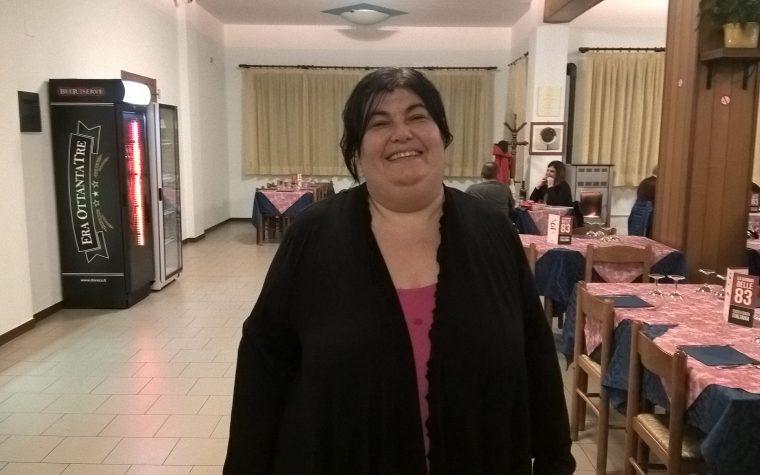 Il ristorante Sor Andrea di Prezza (AQ)
