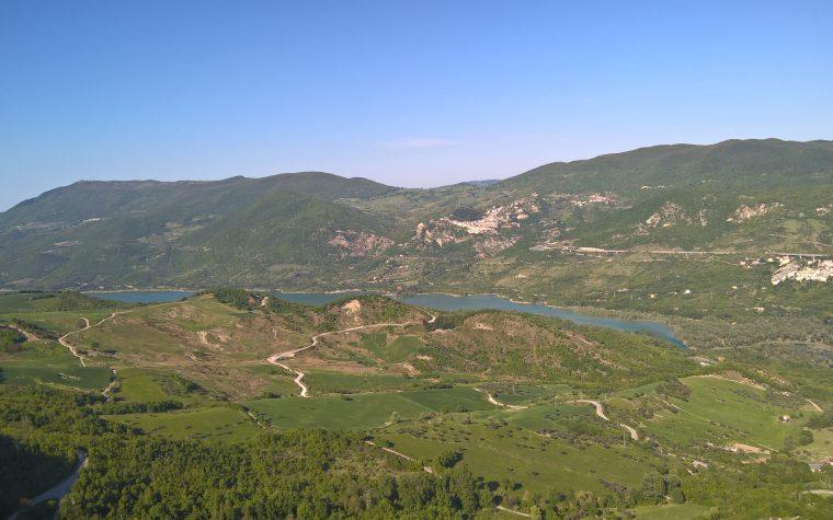 Montelapiano, il terrazzo d'Abruzzo (CH)