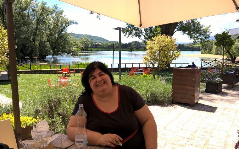 Lo chalet Lago Chiaro a Posta Fibreno (FR)