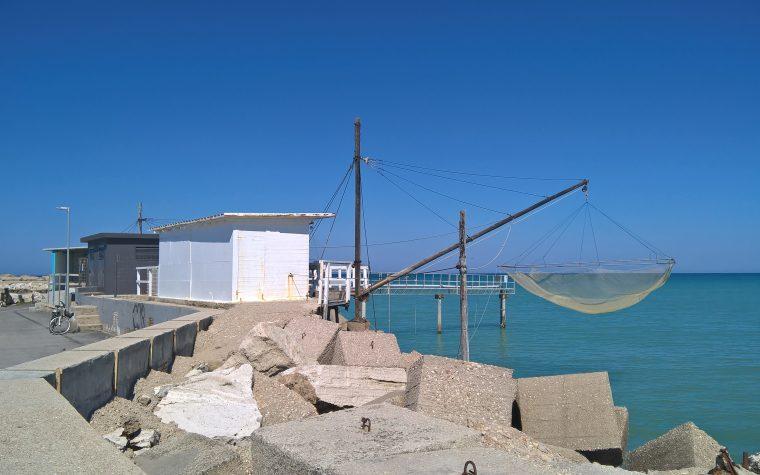 I caliscendi e il porto di Giulianova (TE)