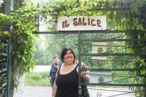 Il ristorante Il Salice a Bussi sul Tirino (PE)