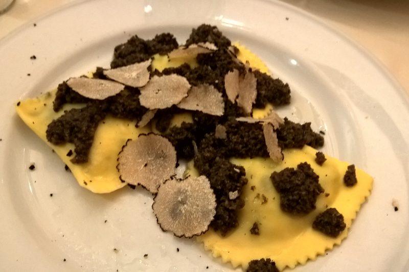 Il ristorante Il Tartufo a Campoli Appennino (FR)