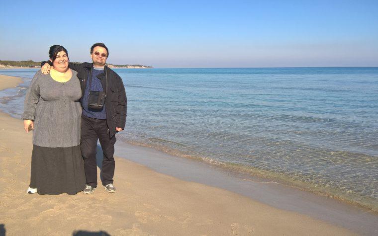 I laghi Alimini a Otranto (LE)