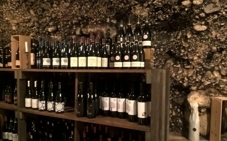 Il ristorante La grotta dei Raselli a Guardiagrele (CH)