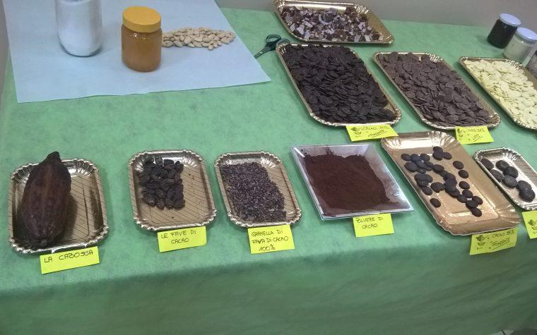 La fabbrica di cioccolata Glober a Fossa (AQ)