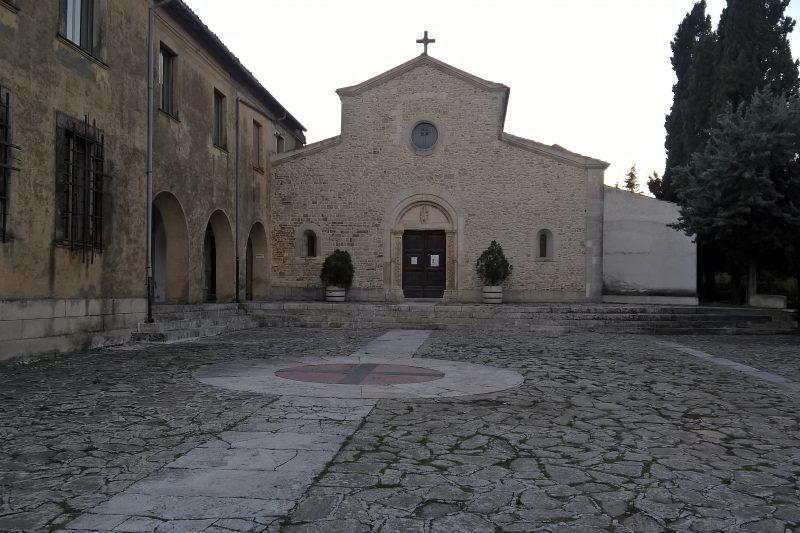 Il Convento dei Cappuccini a Catignano (PE)