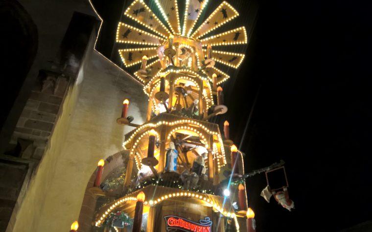 I mercatini di Natale di Basilea