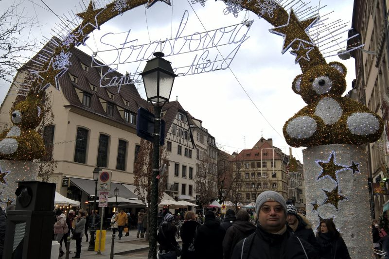I mercatini di Strasburgo