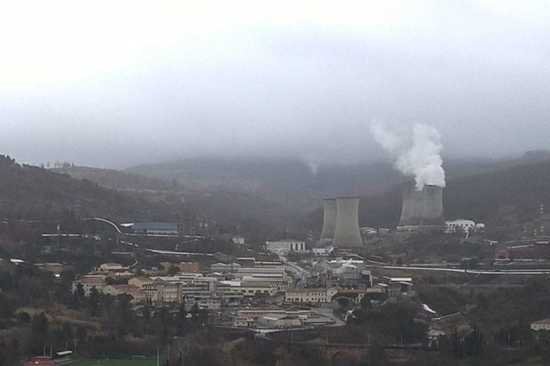 La Valle del Diavolo e il museo della geotermia a Larderello (PI)