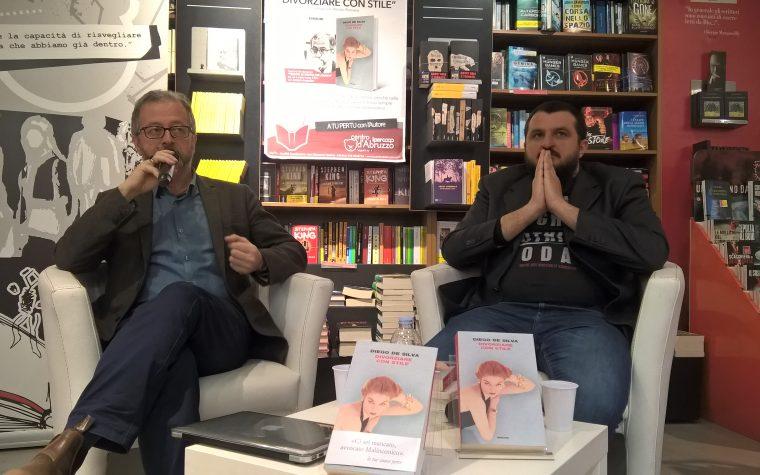 Incontro con Diego De Silva