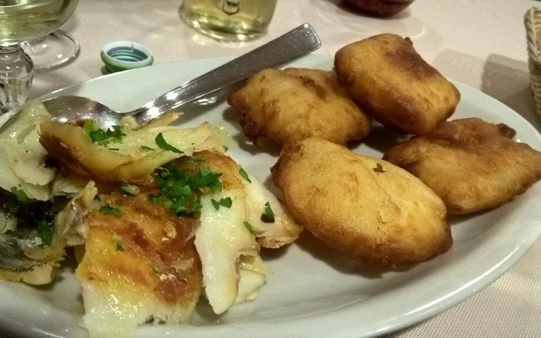 Il ristorante Luisetta a Castelli