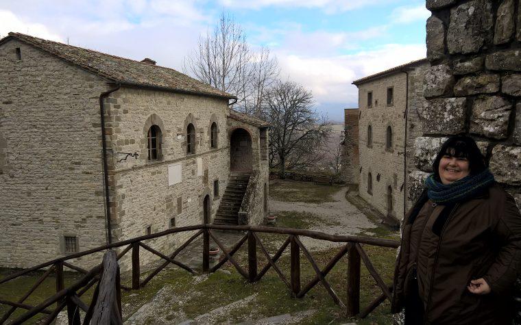 Caprese Michelangelo (AR): la Rocca, il Museo e la Collezione Guidoni