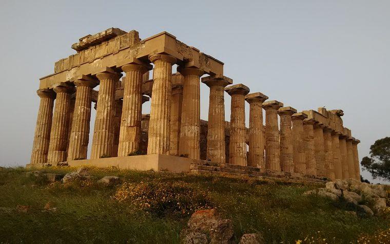 Il parco archeologico di Selinunte e Cave di Cusa (TP)
