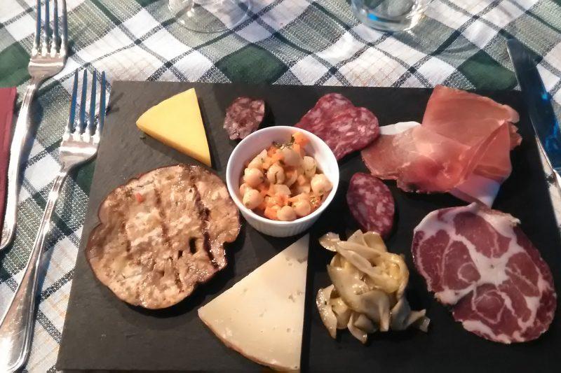 Le Quattro Ville, ristorante tipico a Castelvecchio Calvisio (AQ)