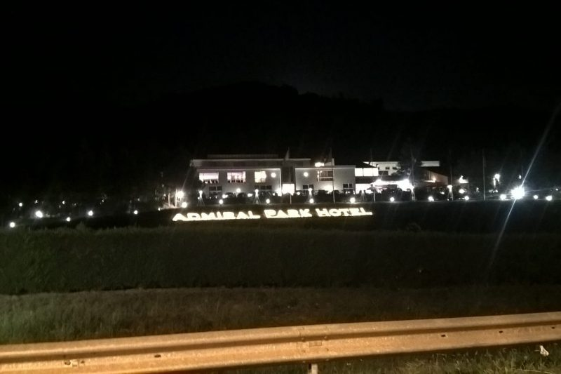 L'Admiral Park Hotel a Zola Predosa (Bo)