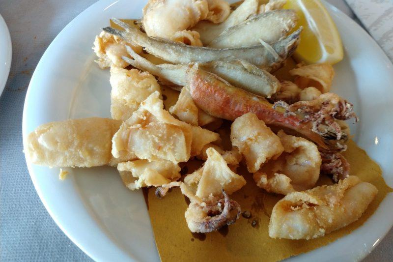 Il ristorante Kiara a Giulianova (TE)