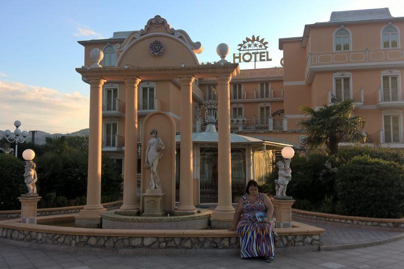 Grand Hotel Osman ad Atena Lucana (SA)